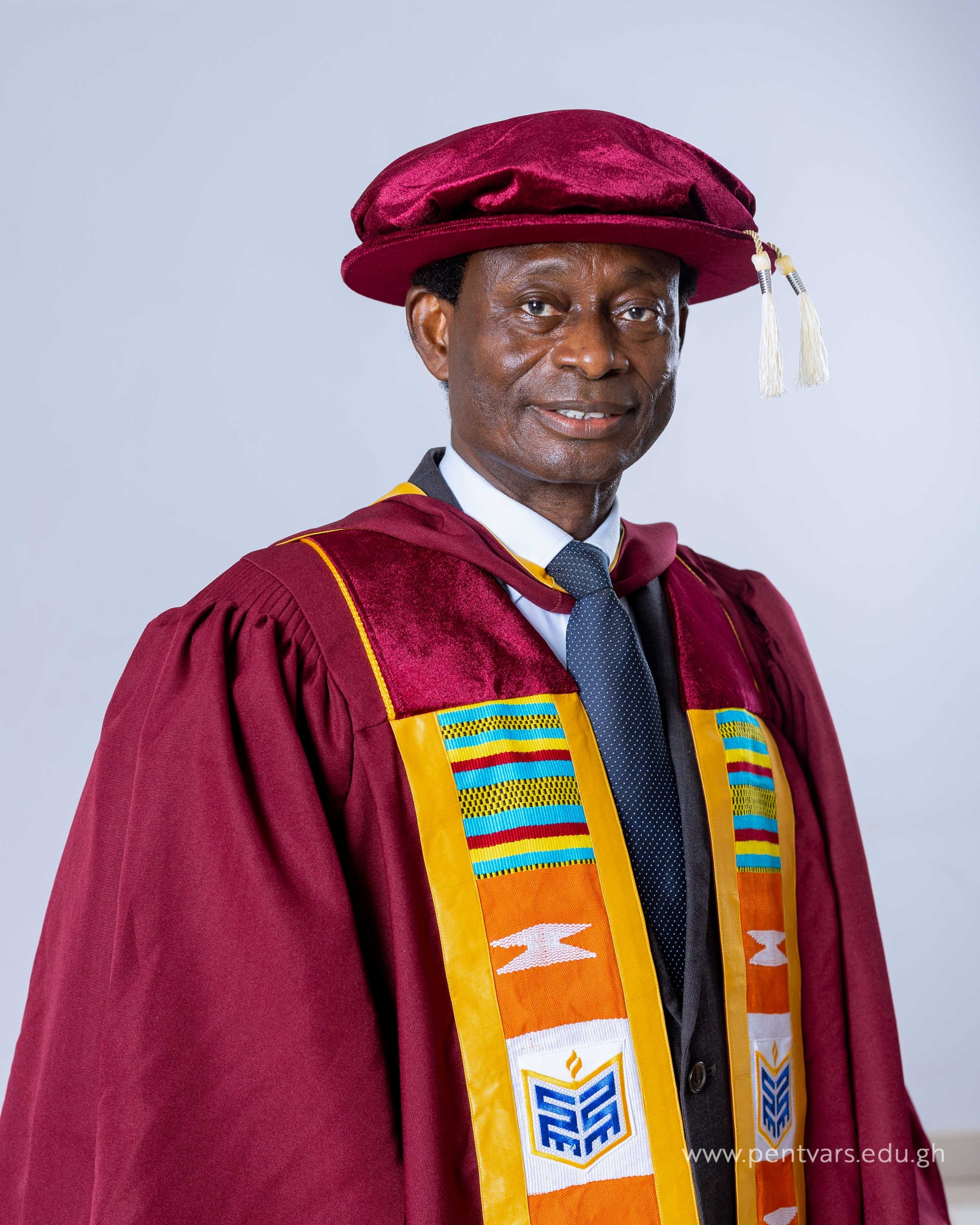 Pentecost University Professor Appointed Chairman, Board of Trustees of National Cathedral Project