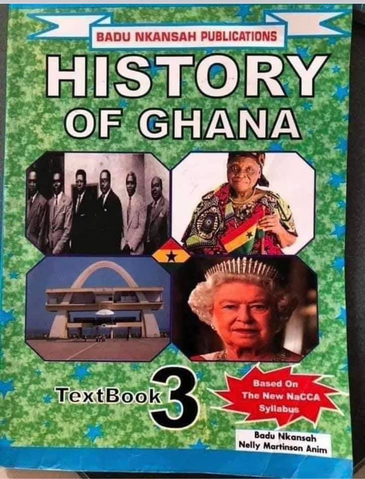 NaCCA approved books under attack for alleged bigoted publications against Ewe Ethnic Group 1