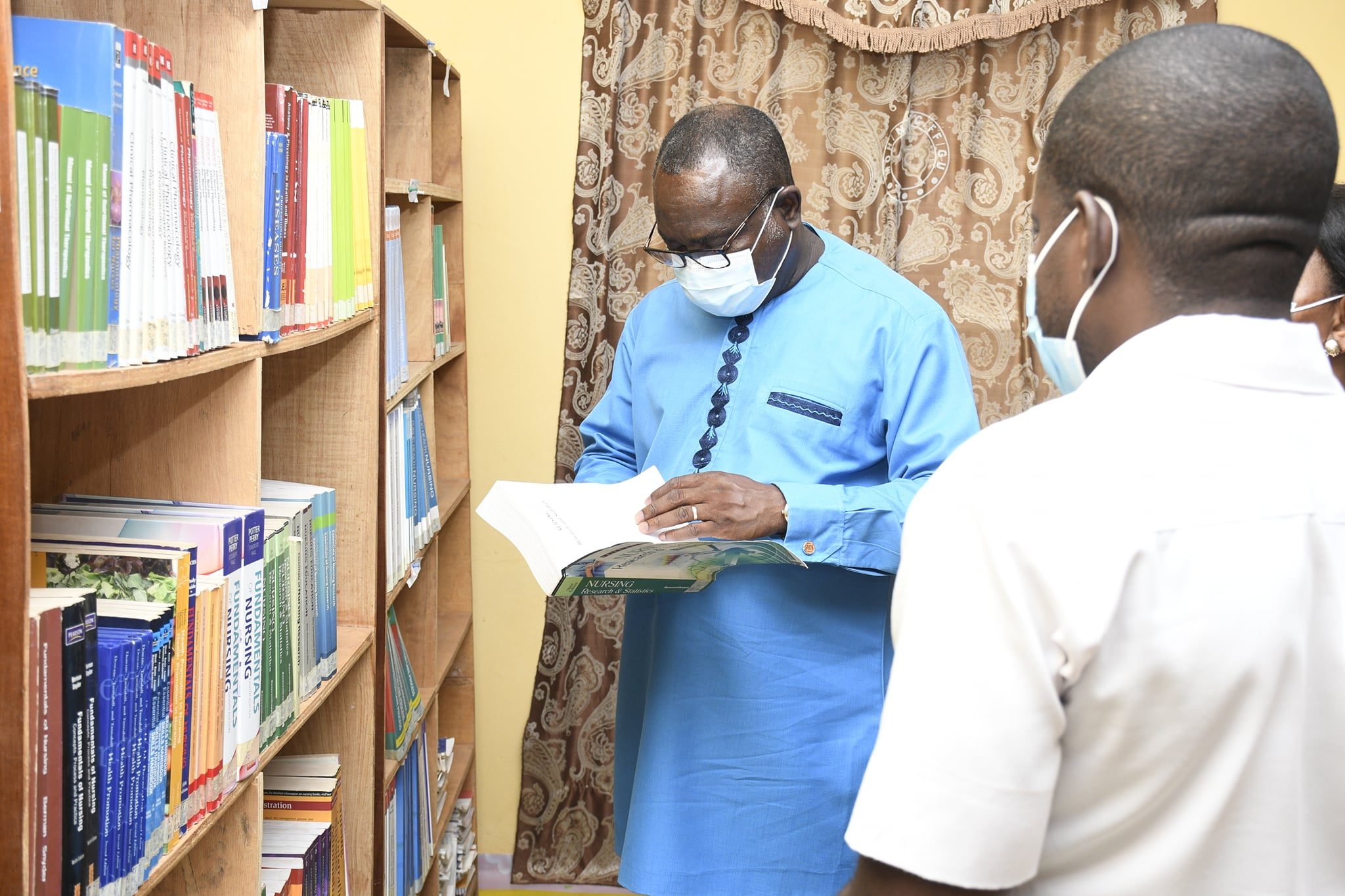Satellite Campuses for Nurses and Midwives to be established at Yendi, Gushegu 3