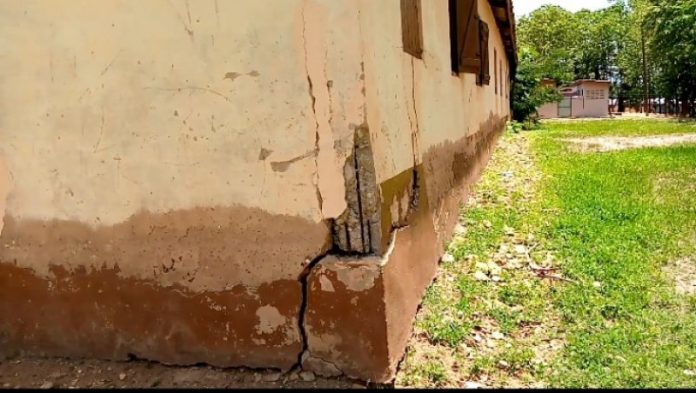 Nkwanta R/C JHS in deplorable state