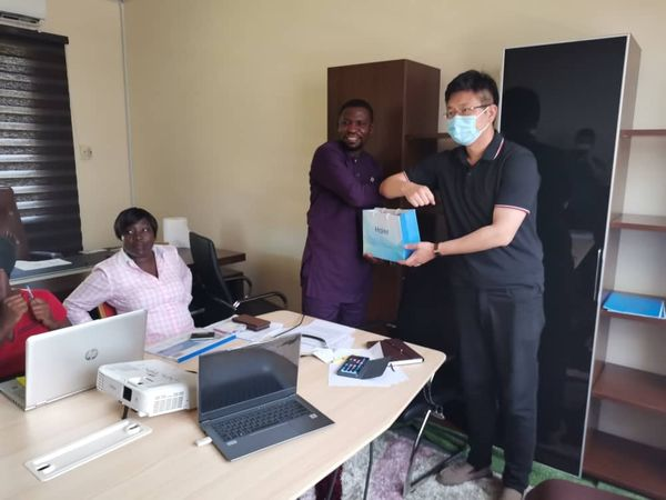 GNACOPS partners China, USA to distribute Laptops to Private School Teachers 3
