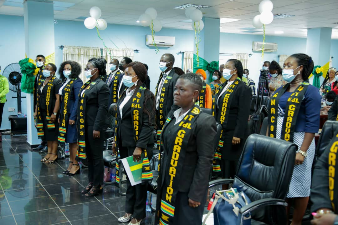 First Batch of Private School Managers graduate from GNACOPS School of Leadership 2