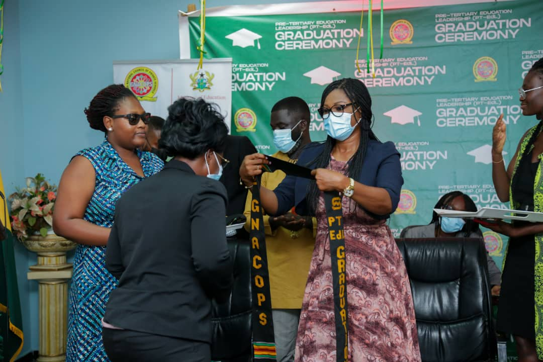 First Batch of Private School Managers graduate from GNACOPS School of Leadership 3