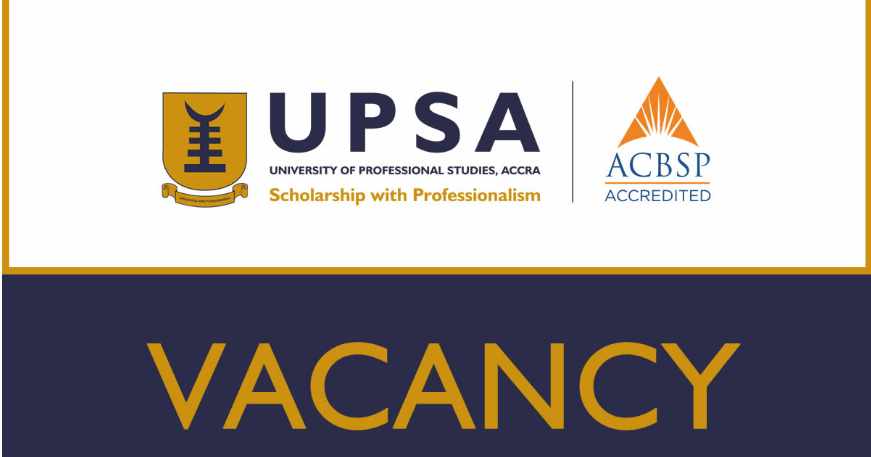UPSA : Vacancy for Director of Medical Services - APPLY HERE