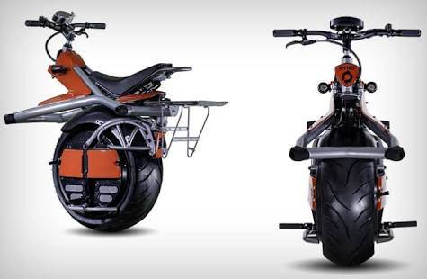 One Wheel Bike