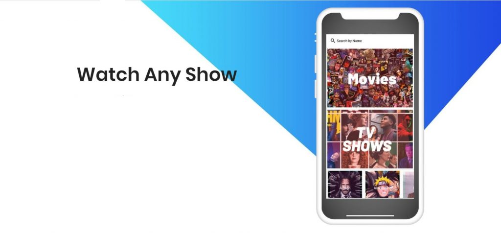 Watch Any Show App APK Download