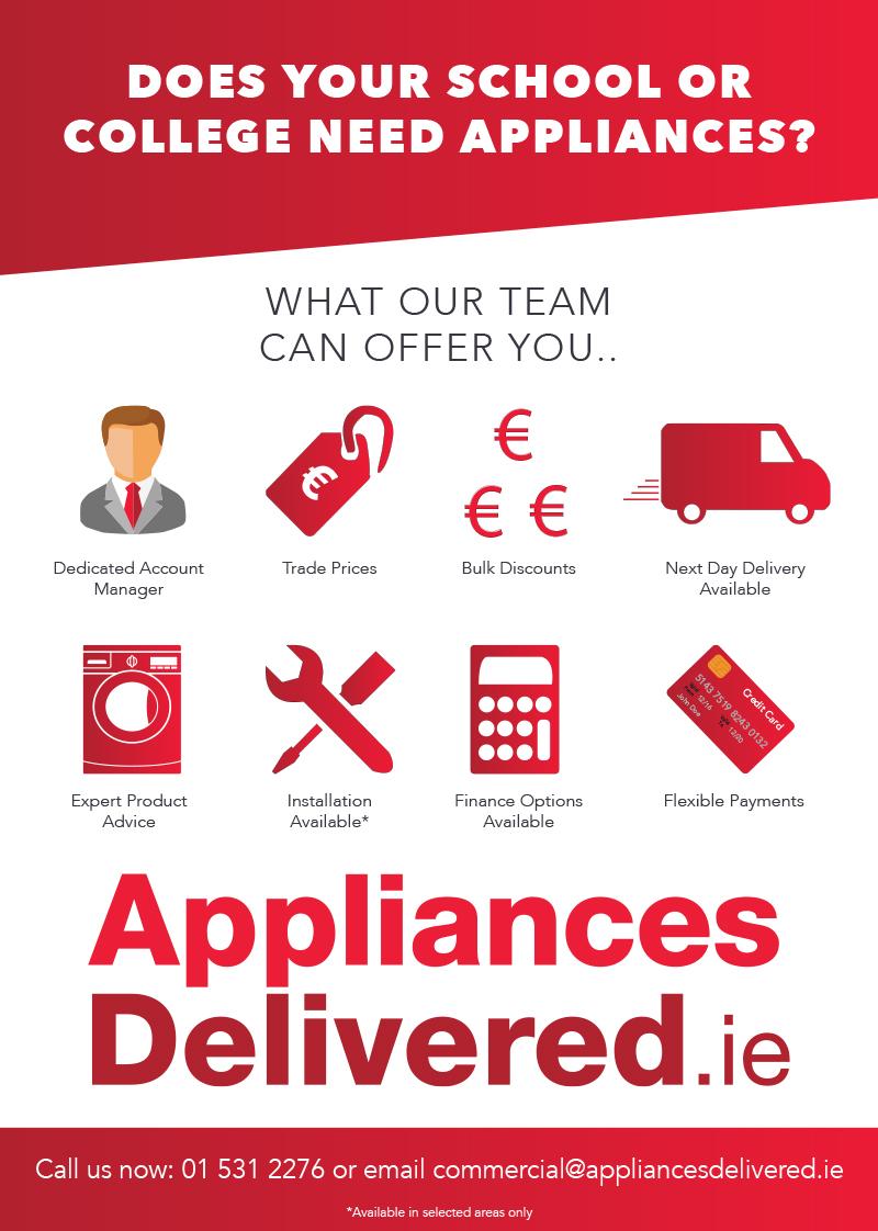 Appliances Delivered