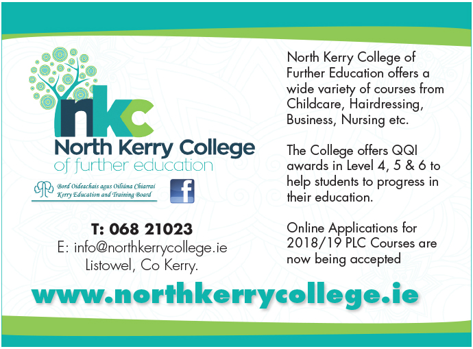 North Kerry College RG18.indd