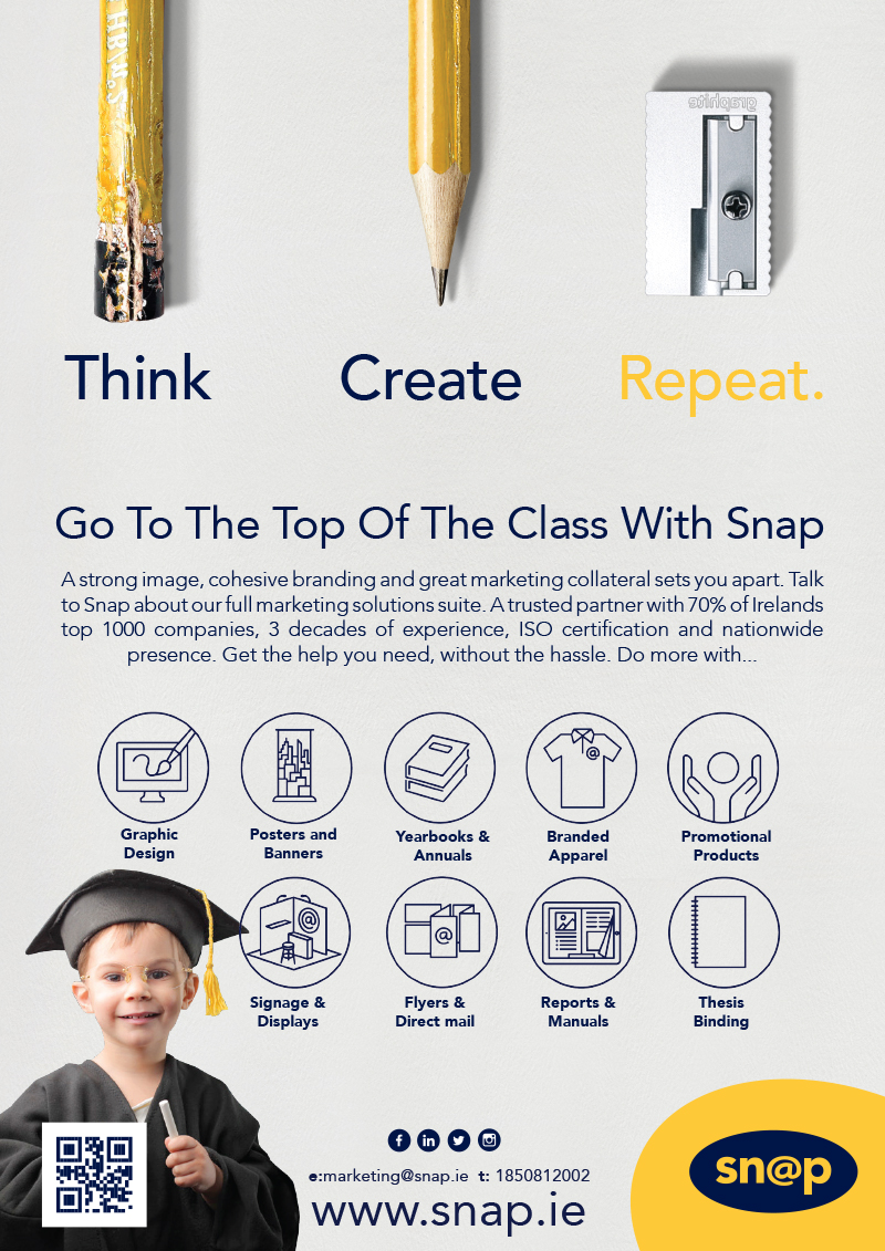 Snap EDUCATION ad zx