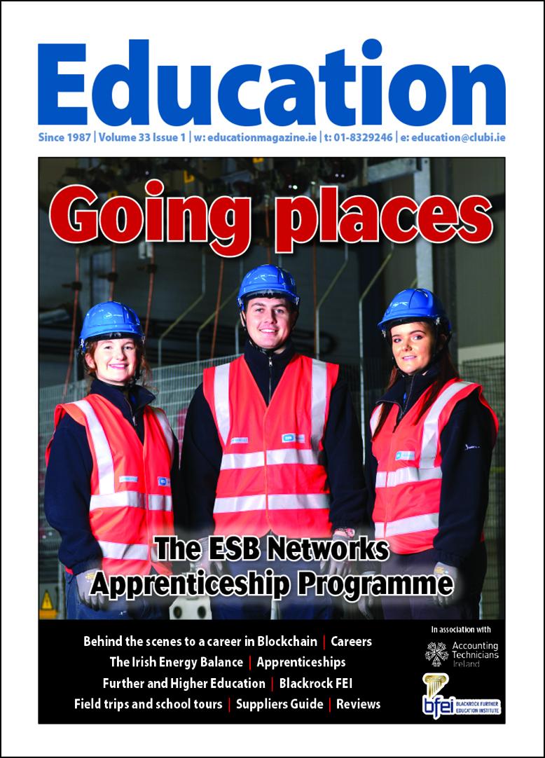 Education Magazine 33-1-1