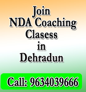 NDA Coaching Dehradun