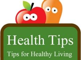 Best health tips for Good Health