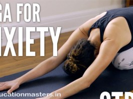 anxiety attacks and yoga