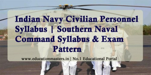 Indian-Navy-syllabus