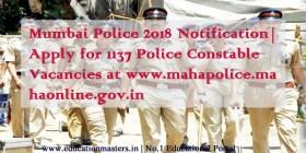 Mumbai-Police-Notification-