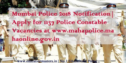 Mumbai-Police-Notification-
