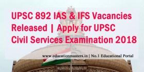 UPSC-recruitment-2018
