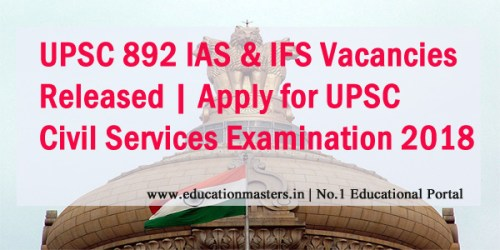UPSC-recruitment-2018