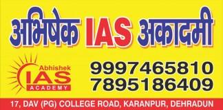 Abhishek IAs Academy Dehradun