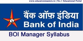 Bank-of-India-syllabus