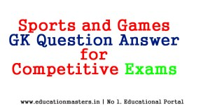 sports gk questions answers