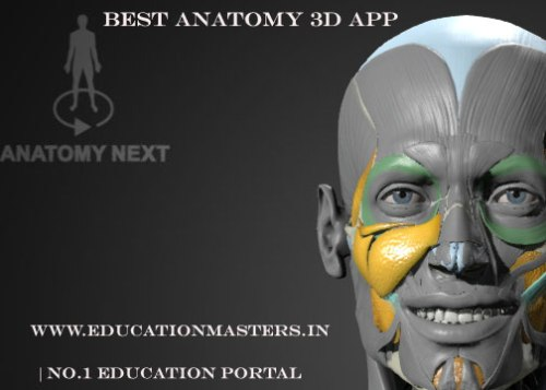 Best 3D app to learn Anatomy