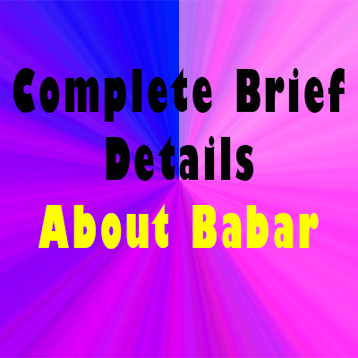 About Babar
