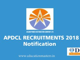 Vacancy in APDCL
