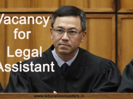 Legal Assistant in Jharkhand