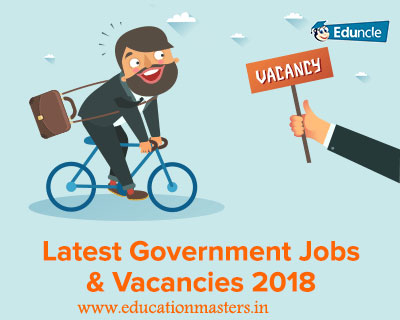 Requirement for Govt. teaching jobs
