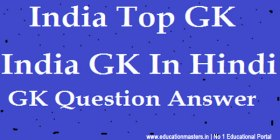 indiagkquestions