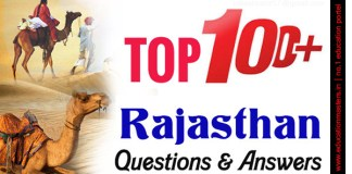 top-gk-question-rajashthan