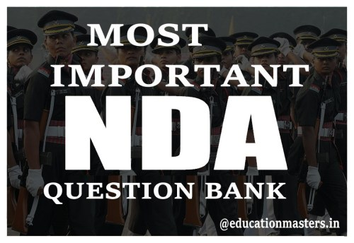 Top 20 NDA Most Asking Question with Answers