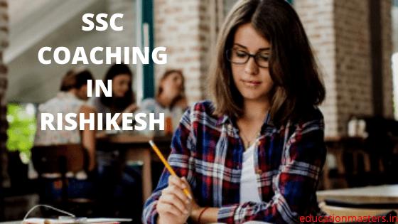 SSC COACHING IN RISHIKESH