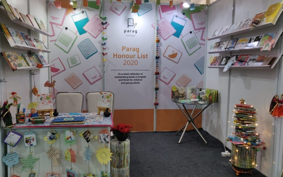 Parag-Honour-List-stall