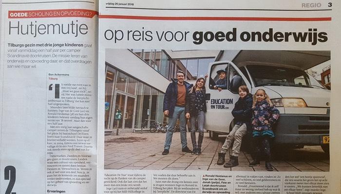 Brabants Dagblad | 26/01/18