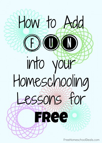 use what you already own for homeschooling