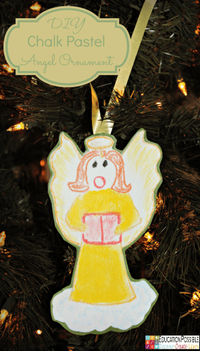 Diy Christmas Angels Ornaments.Christmas Ornaments Are The Perfect Christmas Crafts For Teens