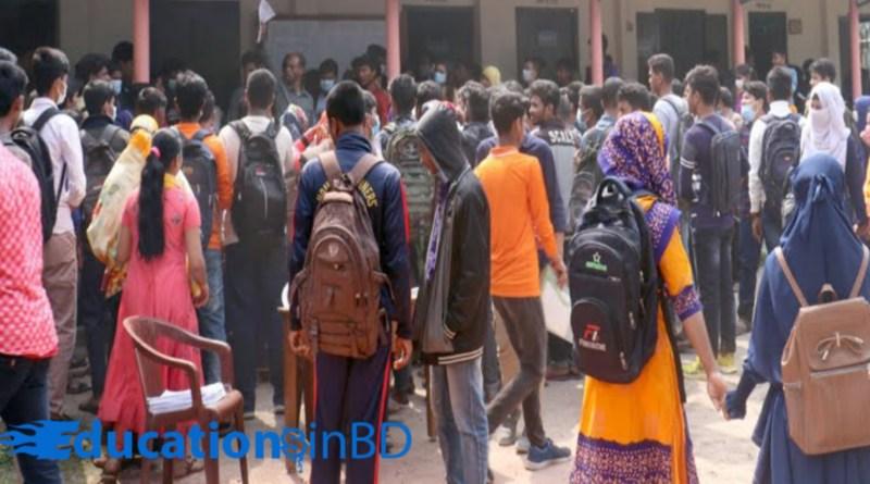 ১০ হাজার টাকা অনুদানের গুজবে স্কুল-কলেজে ভিড় করছে শিক্ষার্থীরা
