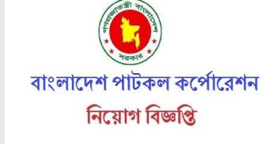 Bangladesh Jute Mills Corporation job circular -2018