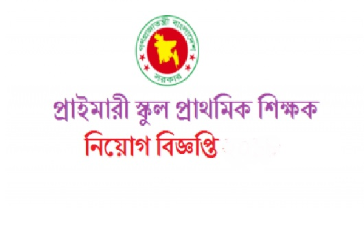 Primary School Teacher Government Job circular -2018