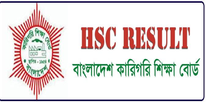 Technical Board HSC Vocational Result 2018 With Full Marksheet bteb result 2018