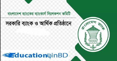 Combined 8 Bank Senior Officer Written Exam Question Solution Circular 2018