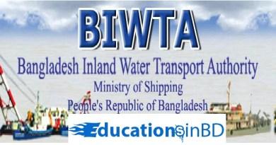 BIWTA Written Exam Question Solution