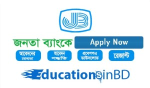 Janata Bank Executive Officer Written Question Solution & Exam Result 2018