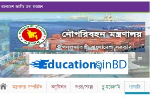Ministry of Shipping MOS Exam Result Admit MCQ / Written Exam Date 2019