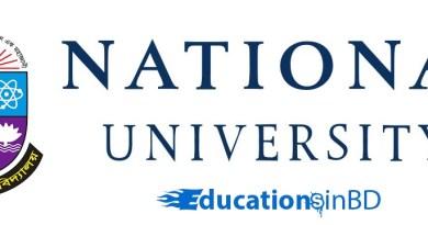 National University Honours 1st Result Session 2018-2019 www.nu.ac.bd.NU Online Result Check Notice Update at NU Result website– www.nu.ac.bd/results