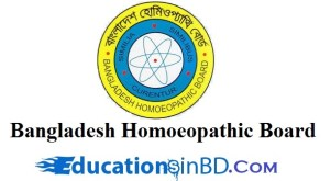 Bangladesh Homeopathic Board Result 2020- DHMS Result Download