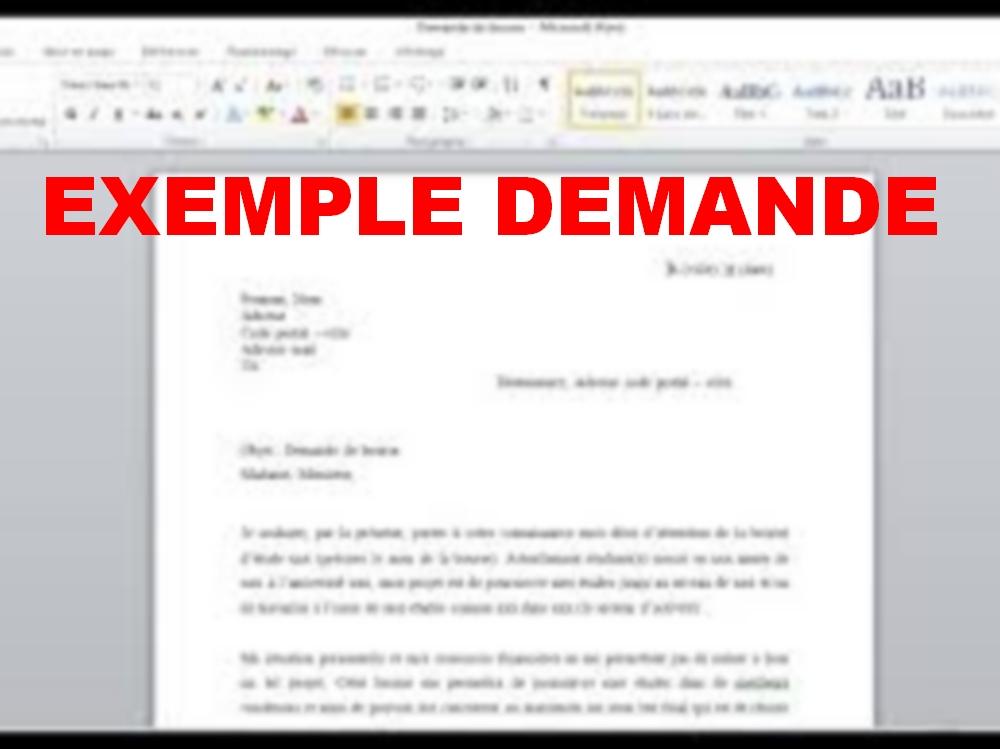 Exemple Lettre De Motivation Pour Emploi Sénégal Education