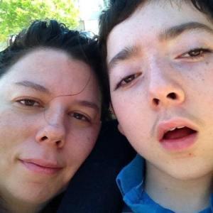 Gabriel et moi